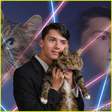 cat yearbook draven rodriguez dead laser cat yearbook meme dies at 17