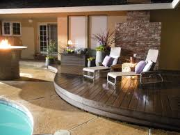 Diy Backyard Pool by 66 Fire Pit And Outdoor Fireplace Ideas Diy Network Blog Made