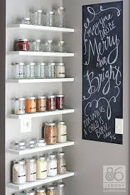 Kitchen Pantry Shelving by 10 Inspiring Kitchens Organized With Glass Jars U2014 Organizing