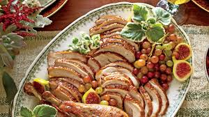 southern turkey recipe thanksgiving thanksgiving main dish recipes southern living