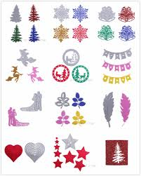 online shop christmas bells cutting dies stencils for painting diy