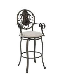 24 Inch Chairs With Arms 26 Best Bar Stools With Arms Images On Pinterest Swivel Bar