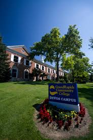 Cmu Campus Map Grand Rapids Community College And Cmu To Create Smoother Transfer