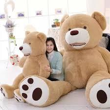 big teddy giantteddy 79 inch stuffed teddy bears with big