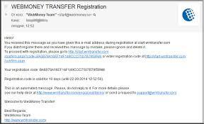 wmtransfer com help for beginners registration