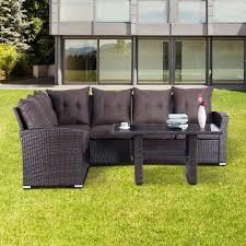canapé d angle jardin emejing salon de jardin en juste canape d angle de jardin idées