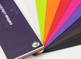 colorful curious skin paper swatch super cool colors design
