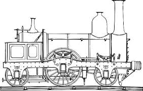 Steam Locomotive Coloring Pages How To Draw Steam Train Coloring Page Netart by Steam Locomotive Coloring Pages