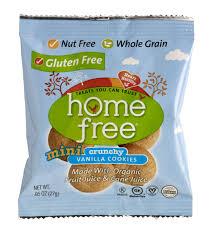 Gluten Free Nut Free Oatmeal Cookie Heaven From Homefree