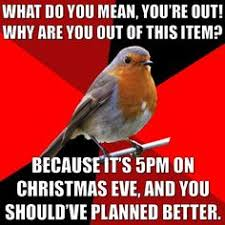 Retail Robin Meme - time4learning online educational program review retail robin