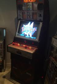 Neo Geo Arcade Cabinet Retro Rich Gaming Collection Gamesyouloved
