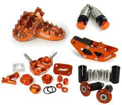 rhk ktm exc exc f 250 530 08 15 orange pimp my bike kit at mxstore