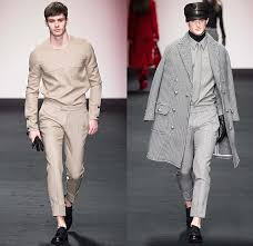 mens jumpsuit fashion daks 2015 2016 fall autumn winter mens runway catwalk looks