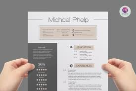 creative professional resume templates professional resume template resume templates creative market