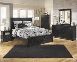 Bed Sets Black B138 Maribel Storage Bed