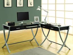 I Shaped Desk by Furniture Modern L Shaped Desks Just Perfect For Corner Work