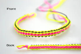make bracelet from string images How to make diy 6 string braided friendship bracelet jpg