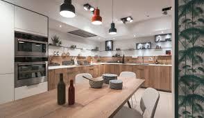 belles cuisines contemporaines les plus belles cuisines bois mobalpa mobalpa