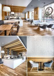 Creatively Designed European Cafes That Will Make You Crave - Modern cafe interior design