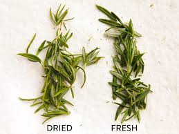use the microwave to dry your herbs for long lasting intense