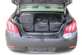 peugeot 508 2012 508 peugeot 508 hybrid4 2012 present 4d car bags travel bags