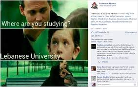lebanese university on lebanese memes leo bites