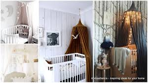 Baby Bed Net Canopy by 18 Crib Canopies Perfect For Your Nursery Design Homesthetics