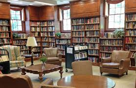 reading room perrot memorial library old greenwich ct the