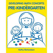 kathy richardson math books and manipulatives