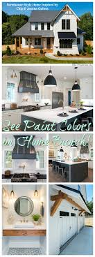 joanna gaines painted kitchen cabinets green interior design ideas paint color home bunch interior