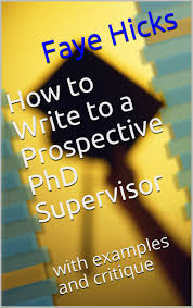 Famous Phd Thesis How To Write To A Prospective Phd Or Post Doc Supervisor The