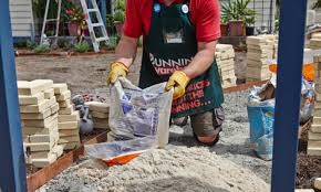 Sand Cement Mix For Patio How To Pave A Pathway Bunnings Warehouse