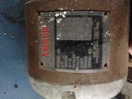 Old Bench Grinder Info On A Amash Bench Grinder By Jcamp Lumberjocks Com