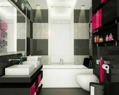 Tween Bathroom Ideas Colors Pink Bathroom All Things Pink Pinterest Bathrooms