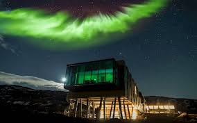 best month for northern lights iceland the best hotels for a northern lights holiday telegraph travel