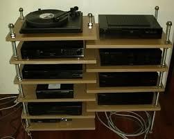 Audio Racks The Tnt Flexy Table