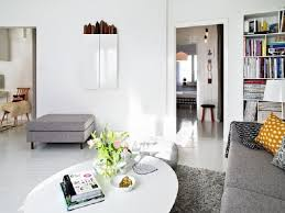 Modern Swedish Furniture by Elegant And Stunning Apartment Renovated For Modern Swedish Family
