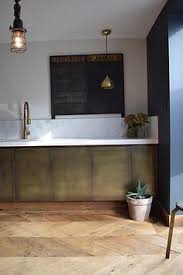 kitchens by brass interiors door fronts panels tiles here aged