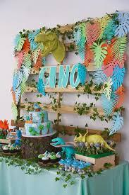 baby boy birthday ideas totally roarsome dinosaur inspired birthday party birthdays