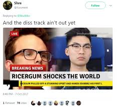 Name Memes - ricegum fans are so stupid they don t even know how to spell his