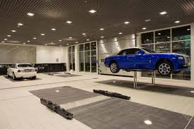 rolls royce dealership new rolls royce service centre in dubai transparent yet invisible