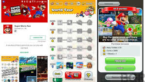 mario for android mario run for android finally comes to play store