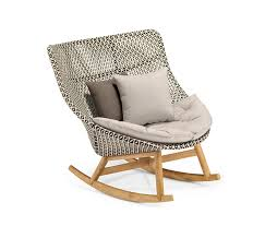 Garden Rocking Chair by Mbrace Rocking Chair Garden Armchairs From Dedon Architonic