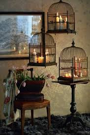 Birdcage Home Decor 38 Best Bird Cages And Houses Images On Pinterest Bird Houses