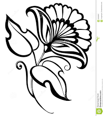 design flower rose drawing simple rose drawings in black and white beautiful black white flower