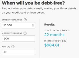 how to calculate monthly loan payments credit card how to calculate the number of months until a loan