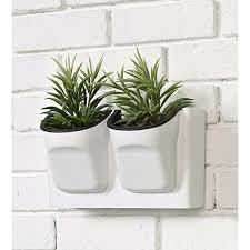 amazon com vertical living wall planter for indoor outdoor herb