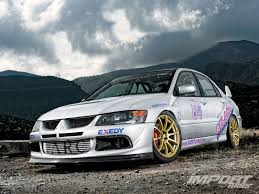 mitsubishi evo 8 wallpaper 2003 mitsubishi evolution viii import tuner magazine