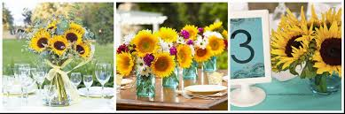 sunflower wedding decorations magnificent sunflower wedding cupcake idea awesome wedding decor