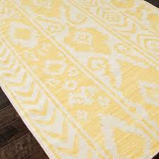 Tribal Area Rug Bungalow Terrence Yellow Tribal Area Rug Reviews Wayfair